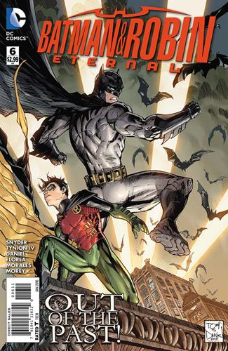 DC Comics Batman & Robin Eternal (2015 - 2016) Batman & Robin Eternal (2015) #6 Icon