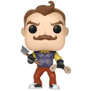 Funko Pop! Games The Neighbor (axe & rope)