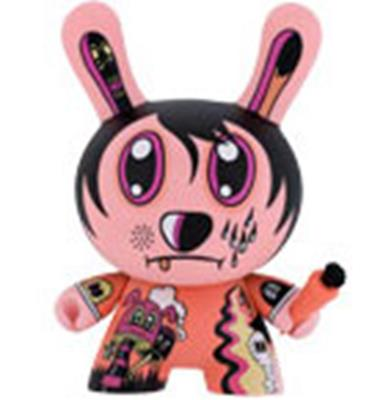 "Kid Robot 8"" Dunnys Nightmare in Jeremyville"