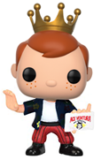 Funko Pop! Freddy Funko Ace Ventura (Black Shirt)