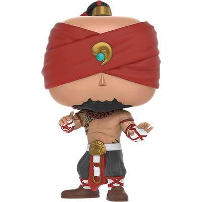 Funko Pop! League of Legends Lee Sin