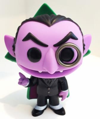 Funko Pop! Sesame Street The Count strangefascinations on tumblr.com