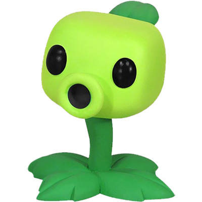 Funko Pop! Games Peashooter