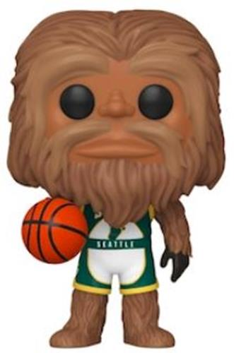Funko Pop! Sports Squatch Icon