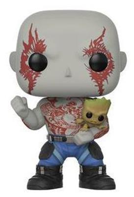 Funko Pop! Marvel Drax (w/ Groot)