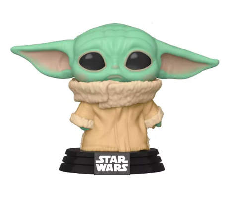 Funko Pop! Star Wars The Child Concerned