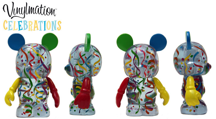 Vinylmation Open And Misc Celebrations Party Time