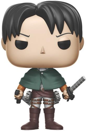 Funko Pop! Animation Levi Ackerman Icon Thumb