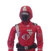 GI Joe 1985 Crimson Guard