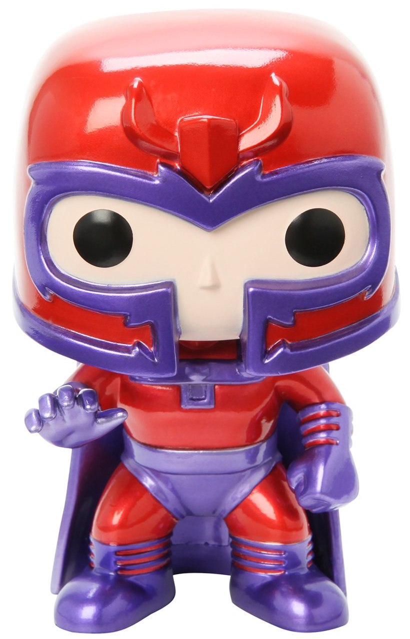 Funko Pop! Marvel Magneto (Metallic)
