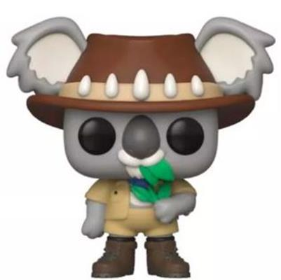 Funko Pop! Around The World Ozzy Icon