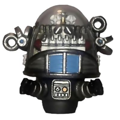 Pint Sized Heroes Science Fiction Robby the Robot