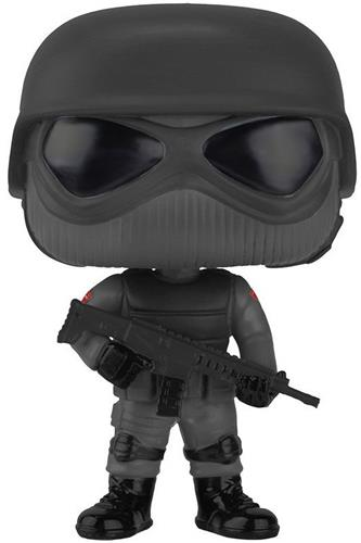 Funko Pop! Heroes Superman (Soldier) Icon