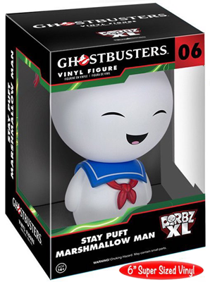 "Dorbz Movies Stay Puft Marshmallow Man - 6"" Stock"