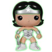 Funko Pop! Heroes Wonder Woman (White Lantern) (Glow in the Dark)