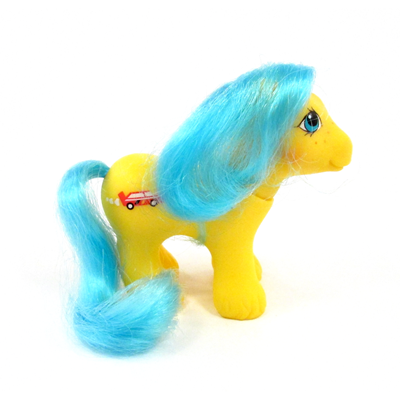 My Little Pony Year 07 Baby Racer