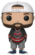 Funko Pop! Television Kevin Smith (Fatman Jersey)