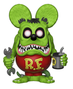 Funko Pop! Icons Rat Fink (Glow)