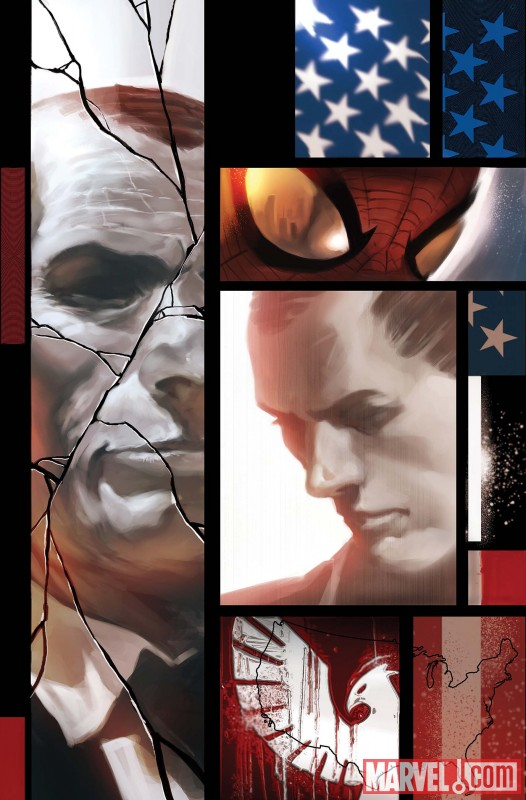 Marvel Comics Amazing Spider-Man Presents: American Son (2010)