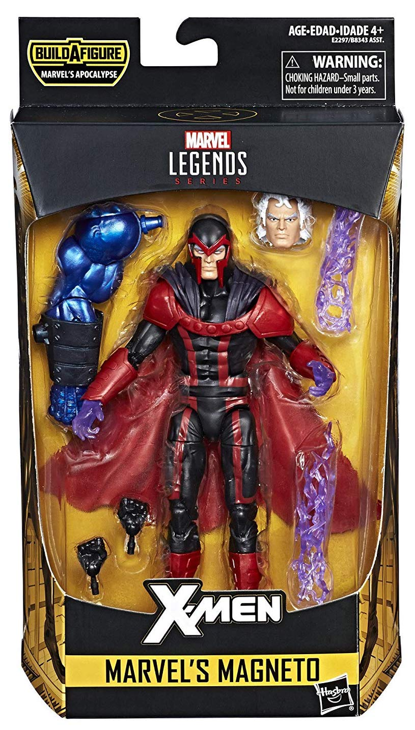 Marvel Legends Apocalypse Series Magneto