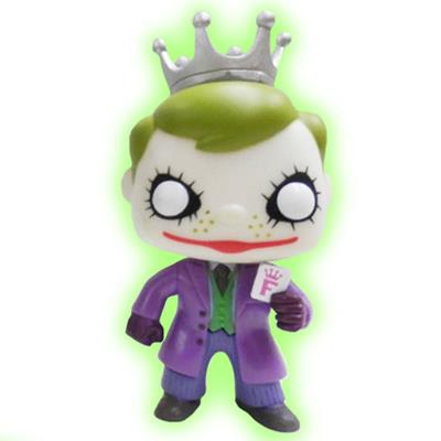 Funko Pop! Freddy Funko The Joker (The Dark Knight) (Glow in the Dark)