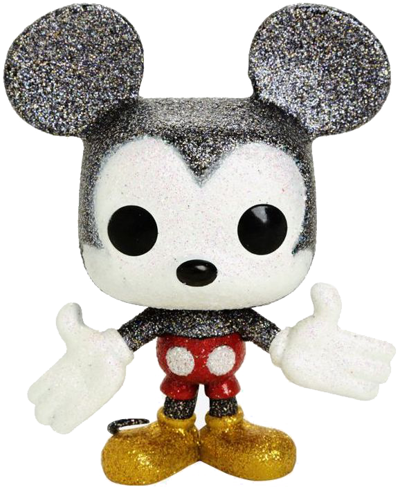 Funko Pop! Disney Mickey Mouse (Diamond)