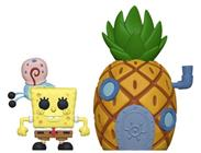 Funko Pop! Town Spongebob w/ Pineapple