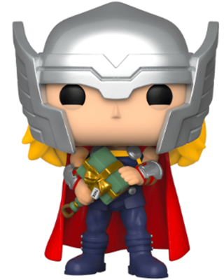 Funko Pop! Marvel Thor (Holiday)