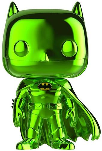 Funko Pop! Heroes Batman (Chrome Green)