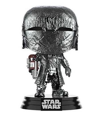 Funko Pop! Star Wars Knight Of Ren (Cannon) (Hematite Chrome)