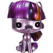 Funko Pop! My Little Pony Twilight Sparkle (Metallic)