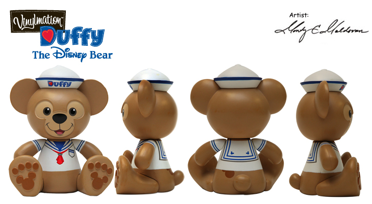 Vinylmation Open And Misc Duffy Bear Duffy 'sailor'