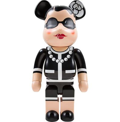 Be@rbrick Love is Big, Love is Be@rbrick Chanel 1000%