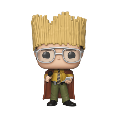 Funko Pop! Television Dwight as the Hay King