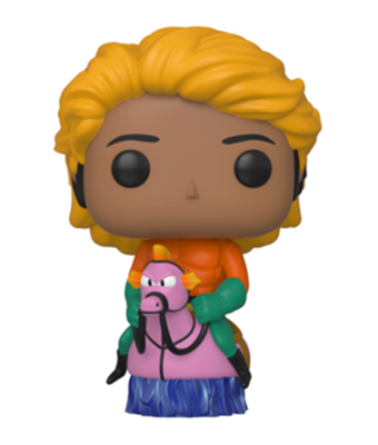 Funko Pop! Television Raj Koothrapalli as Aquaman