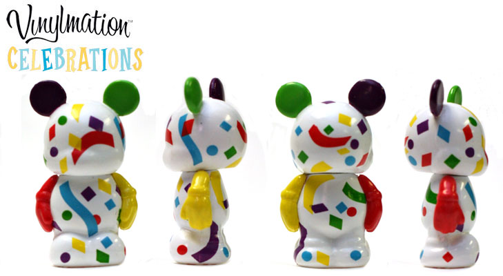 Vinylmation Open And Misc Celebrations Jr Confetti