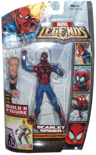 Marvel Legends Ares Series Spider-Man