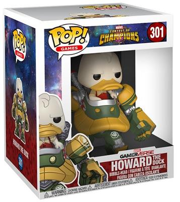 "Funko Pop! Games Howard the Duck - 6"" Stock"
