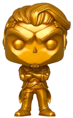 Funko Pop! Games Handsome Jack (Metallic)