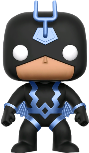 Funko Pop! Marvel Black Bolt (Blue)