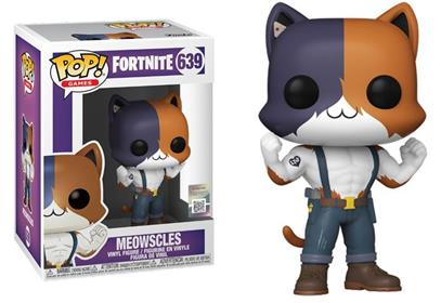 Funko Pop! Games Meowscles