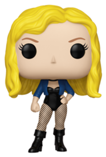 Funko Pop! Heroes Black Canary Icon