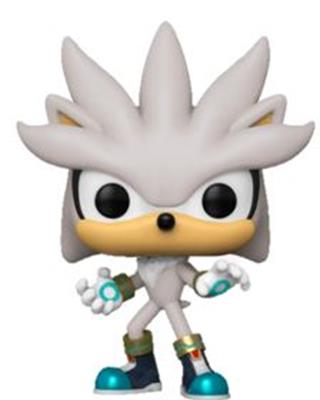 Funko Pop! Games Silver Icon