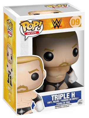 Funko Pop! Wrestling Triple H Stock
