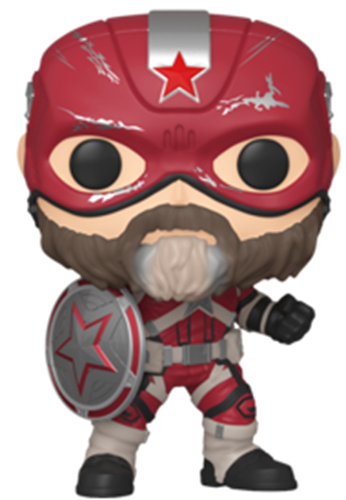 Funko Pop! Marvel Red Guardian
