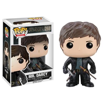 Funko Pop! Movies Mr. Darcy Stock Thumb
