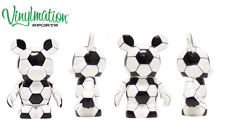 Vinylmation Open And Misc Sports Soccer