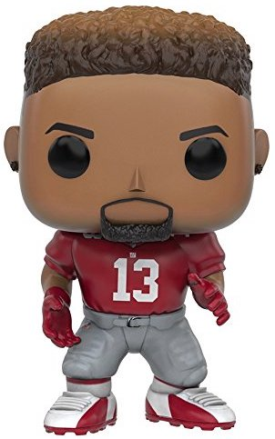 Funko Pop! Football Odell Beckham Jr. (Road Jersey)