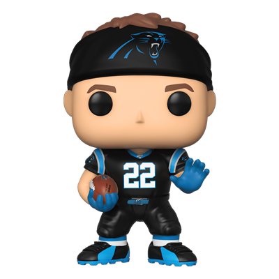 Funko Pop! Football Christian McCaffrey