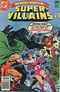 DC Comics Secret Society of Super-Villains (1976 - 1978) Secret Society of Super-Villains (1976) #11
